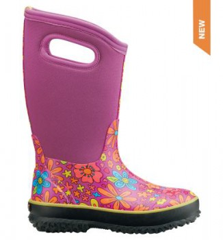 Сапоги Bogs Classic Crazy Daisy 71187-690